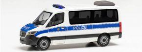 herpa 096584 MB Sprinter '18 FD Polizei Berlin | Blaulichtmodell 1:87 kaufen