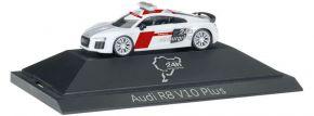 herpa 102001 Audi R8 SafCar 24h Nürburgring | Automodell 1:87 kaufen