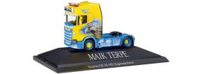 herpa 110914 Scania CS 20 HD Zgm Showtruck Maik Terpe | LKW-Modell 1:87 kaufen