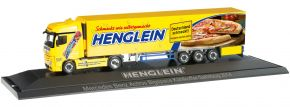 "herpa 121569 MB A'11 Big KüKoSzg ""Henglein"" LKW-Modell 1:87 kaufen"