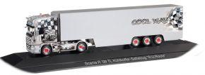 herpa 121675 Scania R 2009 TL KühlkofferSzg R.U.Route LKW-Modell 1:87 kaufen