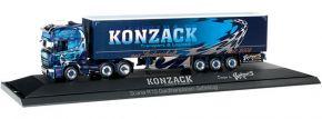 herpa 121750 Scania R TL GaPlSzg Konzack | LKW-Modell 1:87 kaufen