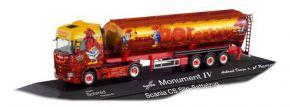herpa 122030 Scania CS20 HD Silosattelzug Herpa Monument Truck IV Jürgen Schmid LKW-Modell 1:87 kaufen