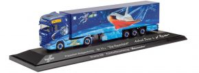 herpa 122078 Scania CS 20 HD Kühlkoffer-Sattelzug | LKW-Modell 1:87 kaufen