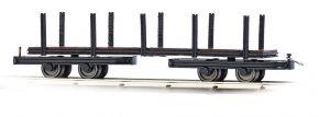 BUSCH 12245 Flachwagen mit Rungen Spur H0f kaufen