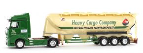 herpa 192996 MB Actros | Heavy Cargo Company | exclusive | LKW-Modell 1:87 kaufen