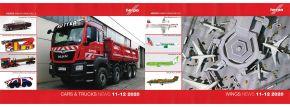 herpa 209076 Prospekt Neuheiten Cars Trucks Wings  November und Dezember 2020 mit Preisen kaufen