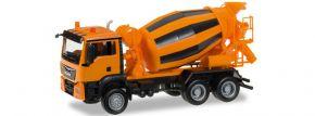herpa 305358 MAN TGS M Betonmischer 3achs Euro6 Baufahrzeug 1:87 kaufen