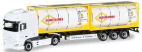 herpa 306829 DAF XF SCC CoSzg Eurotainer   LKW-Modell 1:87 kaufen
