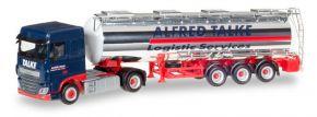 herpa 307291 DAF 105 XF SC Chromtank-Sattelzug | Talke | LKW-Modell 1:87 kaufen