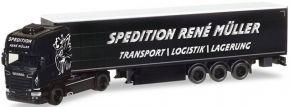 herpa 308748 Scania R TL GaPlSzg René Müller Transporte | LKW-Modell 1:87 kaufen