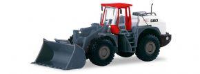 herpa 308854 Liebherr Radlader L580  BTB Berlin Baumaschine 1:87 kaufen