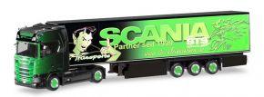 herpa 309370 Scania CS20 HD Kühlkoffersattelzug GS Transporte LKW-Modell 1:87 kaufen