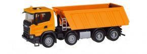 herpa 309943 Scania CG17 8x4 Baukipper-LKW kommunalorange LKW-Modell 1:87 kaufen