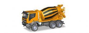 herpa 310000 Iveco Trakker 6x6 Betonmischer-LKW LKW-Modell 1:87 kaufen