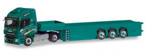 herpa 310147 Iveco Stralis Hi-Way XP Innenlader-Sattelzug STL LKW-Modell 1:87 kaufen