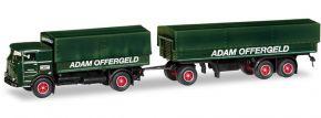 herpa 310871 Büssing LU11/16 Planenhängerzug Adam Offergeld LKW-Modell 1:87 kaufen