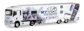 herpa 311243 Renault T Koffersattelzug SFT Transporte LKW-Modell 1:87 kaufen