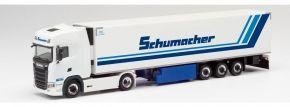 herpa 311670 Scania CS20 HD Kühlkoffersattelzug Schumacher LKW-Modell 1:87 kaufen