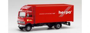 herpa 311755 Mercedes-Benz 813 Koffer-LKW Herpa Motorsport Tauber LKW-Modell 1:87 kaufen