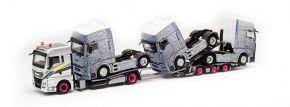 herpa 311984 MAN TGX XLX Euro 6c Transporter-Hängerzug | LKW Modell 1:87 kaufen