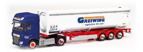 herpa 312004 DAF XF SSC Euro6 40 ft. Sattelzug Greiwing | LKW-Modell 1:87 kaufen