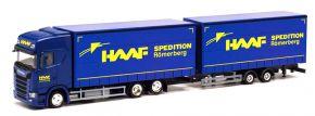 herpa 312028 Scania CS 20 HD Volumen-Hängerzug | LKW-Modell 1:87 kaufen