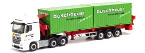 herpa 312059 MB Actros Streamspace `18 2.5 6x2 Hammar Container-Seitenlader | LKW-Modell 1:87 kaufen
