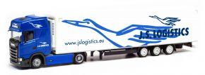 herpa 312066 Scania CS Lowliner-Kühlkoffer-Sattelzug | LKW-Modell 1:87 kaufen