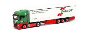 herpa 312165 MAN TGX GX Gardinenplanen-Sattelzug | LKW-Modell 1:87 kaufen