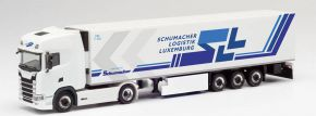 herpa 312189 Scania CS 20 HD Kühlkoffer-Sattelzug SLL | LKW-Modell 1:87 kaufen