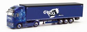 herpa 312219 Volvo FH Gl. XL Schubboden-Sattelzug | LKW-Modell 1:87 kaufen