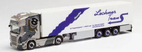 herpa 312431 Scania R 13 TL Kühlkoffer-Sattelzug Lechner Trans | LKW-Modell 1:87 kaufen