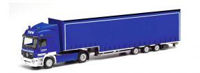herpa 312608 Mercedes-Benz Actros L 2002 Meusburgersattelzug  THW Trossingen Blaulichtmodell 1:87 kaufen