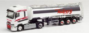 herpa 312721 Renault T Chemiechromtanksattelzug Rüberg LKW-Modell 1:87 kaufen