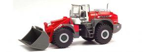 herpa 312776 Liebherr Radlader Kutter Memmingen Baumaschinenmodell 1:87 kaufen
