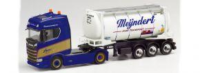 herpa 312813 Scania CS20 Swapcontainersattelzug Mijndert Anne LKW-Modell 1:87 kaufen