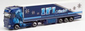 herpa 313261 DAF XF SSC Kühlkoffersattelzug IFL Nachtmahr LKW-Modell 1:87 kaufen