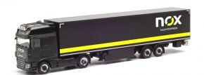 herpa 313339 DAF XF SSC Gardinenplanensattelzug Gaida Transporte NOX LKW-Modell 1:87 kaufen
