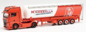 herpa 314268 MAN TGX GX Silo-Sattelzug Knossalla | LKW-Modell 1:87 kaufen