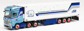 herpa 314312 MB Actros GS '18 Küko-Sattelzug JSB Transport | LKW-Modell 1:87 kaufen