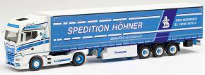 herpa 314329 MAN TGX GX Gardinenplanen-Sz Höhner | LKW-Modell 1:87 kaufen