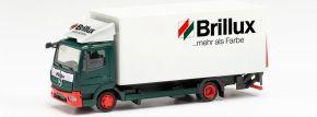 herpa 314336 MB Atego '13 Koffer-LKW mit LB Brillux | LKW-Modell 1:87 kaufen