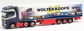 herpa 314367 Scania CS 20 Kühlkoffer-Sattelzug Wolter Koops | LKW-Modell 1:87 kaufen