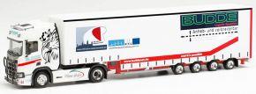herpa 314374 Scania CS Volumen-Sz Budde Logistik Spedition | LKW-Modell 1:87 kaufen