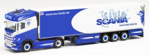 herpa 314466 Scania CS 20 Kühlkoffer-Sz TSU Bode | LKW-Modell 1:87 kaufen