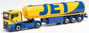 herpa 314510 MAN TGS TN Benzintank-Sz Jet | LKW-Modell 1:87 kaufen