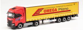 herpa 314527 Iveco S-Way LNG GaPl-Sz Omega Pilzno | LKW-Modell 1:87 kaufen