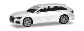 herpa 420303 Audi A6 Avant C8 ibisweiss Automodell 1:87 kaufen