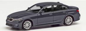 herpa 430791-002 BMW 3er G20 Limousine mineralgraumetallic Automodell 1:87 kaufen